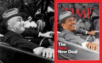 Roosevelt et Obama: deux New Deal?